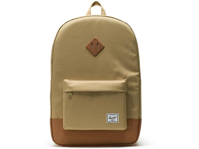 e63da3245d4b Herschel Heritage Backpack beige brown at Addnature.co.uk